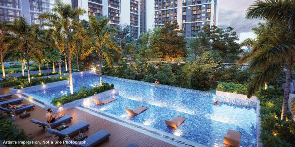 Godrej Woods Apartments at Sector 43 Noida