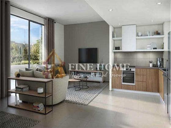Hot Deal! 2 BR Townhouse/Luxurious Future Home