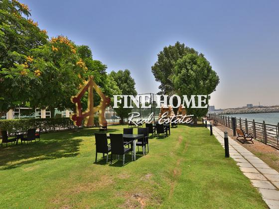 In Abu Dhabi Gate City, Spacious 4BR. Villa, Invest Now