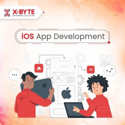 Top iOS iPhone App Development Company Services UAE | X-Byte Enterprise Solutions
