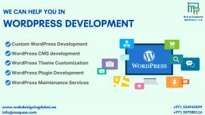 Wordpress Website Design Dubai