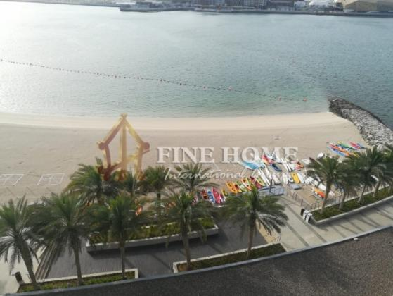 Amazing 4 BR. + Maid's Room + 2 Balconies in Al Raha Beach