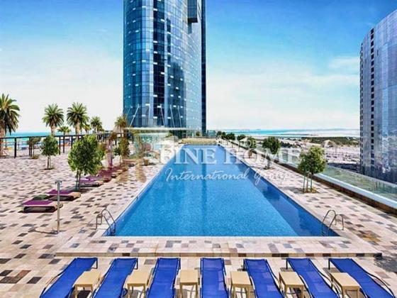 Lovely 1BR+ Study Room Apartment in Sun Tower