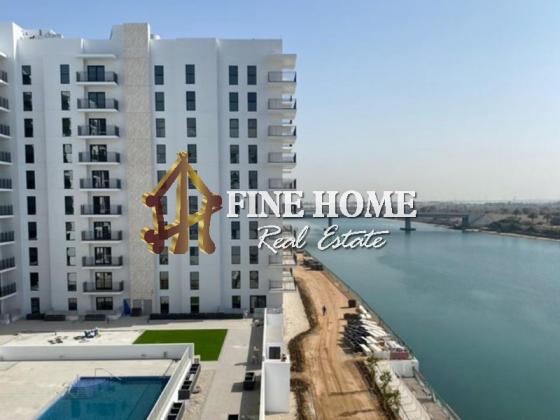 Own a Remarkably Amazing Unit in Waters Edge