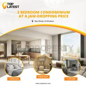 Hot Offer! 3BR Condominium at a Jaw-Dropping Price