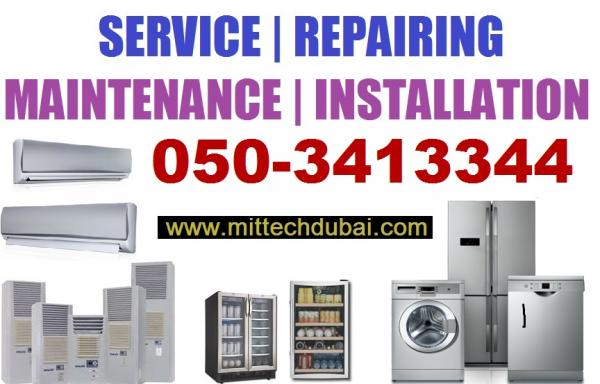 Air Conditioner Fridge Washing Machine Dishwasher Service Repair in Dubai