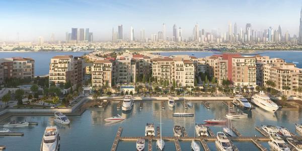 Buy Meraas La Sirene Apartments at Port De La Mer On Sale