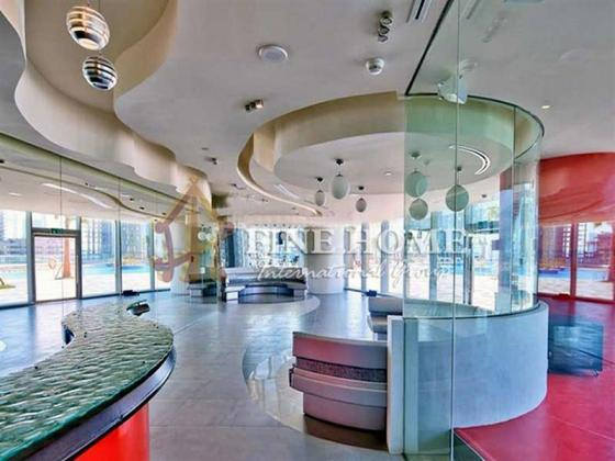 Captivating View 2+1 Modern/Classy Designed Unit