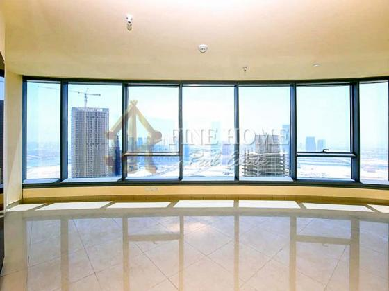 Own a Spacious Apartment in a Luxurious Tower