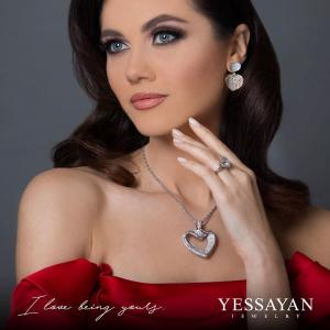 Necklaces With Diamonds In Uae   Buy Necklace Online In Saudi Arabia