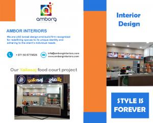 Turnkey interior Fitouts Projects