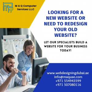 Web Design Company Dubai | Web Design Ajman
