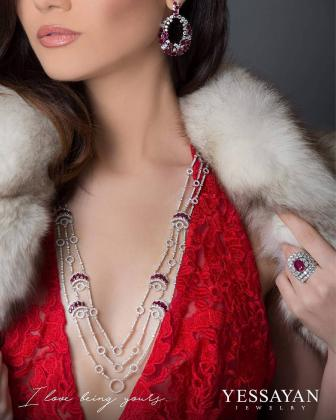 Jewelry Online Dubai | Diamond Set In Saudi Arabia