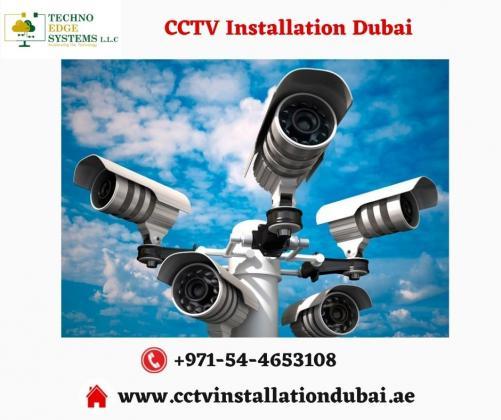 Best CCTV Security Surveillance Solution in Dubai