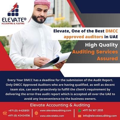 Auditing of Accounts Dubai