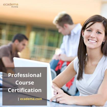 Online Professional Certification | ecadema