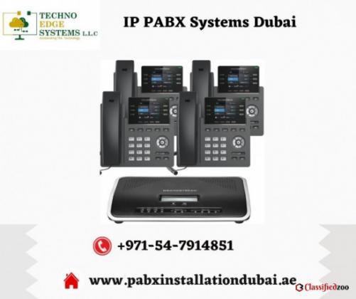 Professional Business IP Phone Installation in Dubai