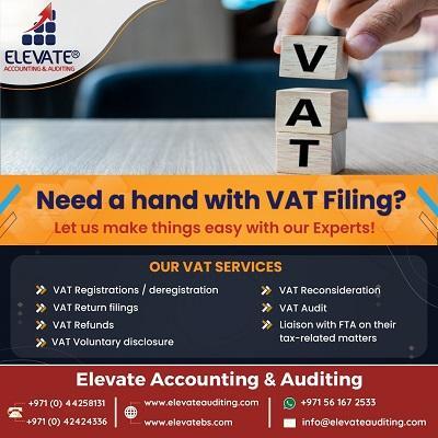 VAT authority Dubai