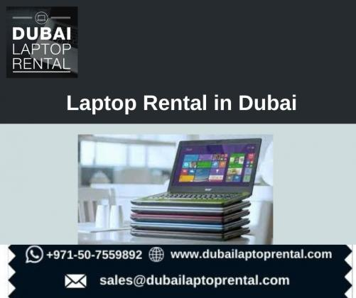 Why to Choose us for Laptop Rental in Dubai?
