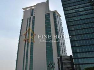 Incredibly Beautiful 2BR Apartment in RAK Tower - Al Reem Island