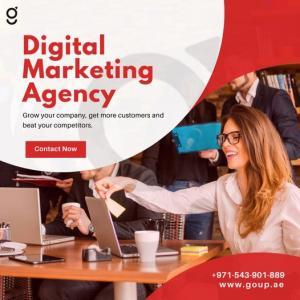 Trusted Digital Marketing Agency - Dubai