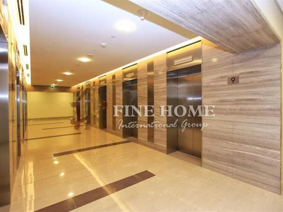 Amazing Spacious Fitted Office in Addax