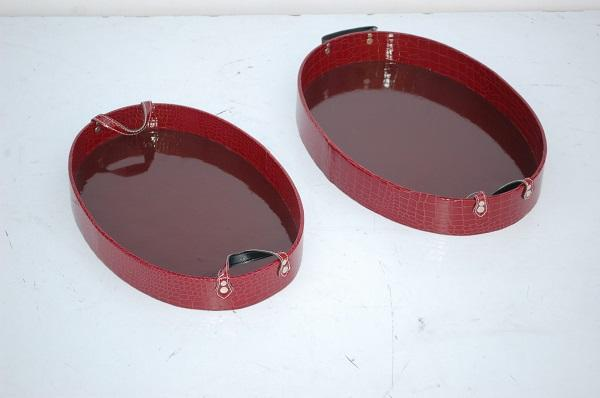 Leather Tray Supplier in Dubai, UAE