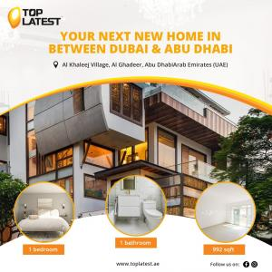 Dreamed Your New Home in Between Dubai & Abu Dhabi?