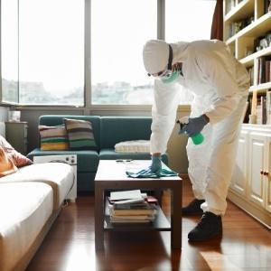 Home Sanitization Services in Dubai