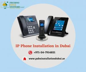 How IP Phone Installation in Dubai is Beneficial for Business?