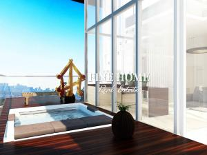 Beautiful View with  Furnished 2BR loft Apartment