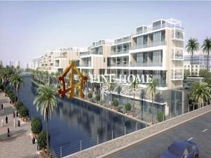 Fully Furnished 2Bedroom Apartment in Al Raha Beach