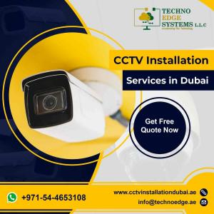 What are the Essential Features to Focus on CCTV Cameras in Dubai?